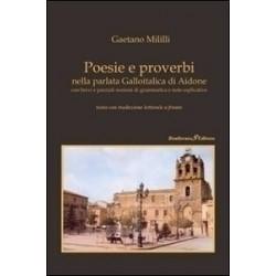 Poesie e proverbi nella parlata galloitalica di Aidone