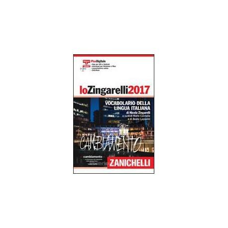 Lo Zingarelli 2017. DVD. Con aggiornamento online