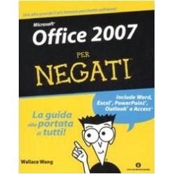 Microsoft Office 2007 per negati