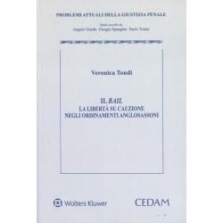 BAIL LIBERTA' SU CAUZIONE NEGLI ORDINAMENTI ANGLOSASSONI