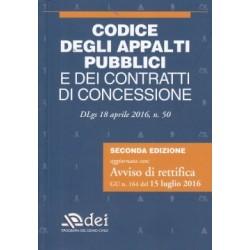 Codice degli appalti pubblici e dei contratti di concessione