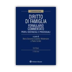 DIRITTO DI FAMIGLIA formulario 2ed.