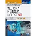 EdiTEST. Medicina in lingua inglese. Esercizi commentati. Per la preparazione agli esami di ammissione. Con espansione online