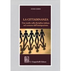 La cittadinanza. Uno studio sulla diciplina italiana nel contesto dell'immigrazione