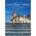 Il tempio calatino di Santa Maria del Monte e la sua scala monumentale.