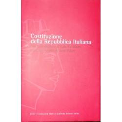 Costituzione della Repubblica Italiana Introduzione di Tullio De Mauro