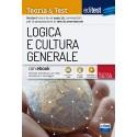 Test ammissione 2021: manuale di Logica e Cultura Generale