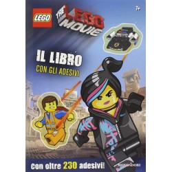 The Lego Movie. Il libro con gli adesivi