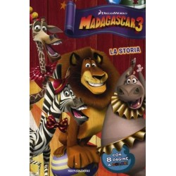 Madagascar 3. La storia