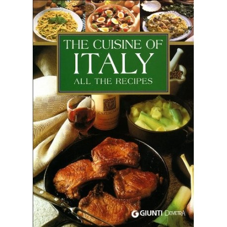 Cuisine of Italy. All the recipes