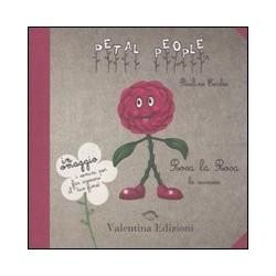 Rosa la rosa. Petal people: 9