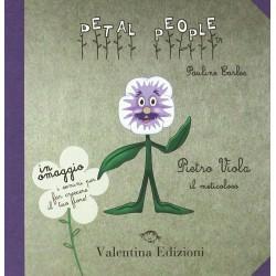 Pietro Viola. Petal people: 10