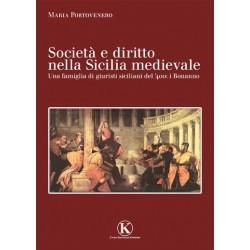 Società e diritto nella Sicilia medievale