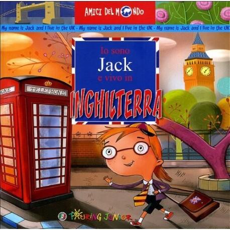 Io sono Jack e vivo in Inghilterra