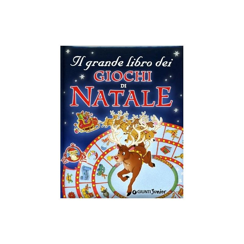 Immagini Dei Giochi Di Natale.Il Grande Libro Dei Giochi Di Natale Copernicolibri