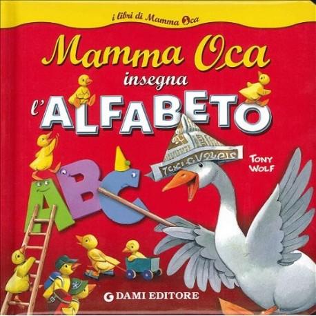 Mamma oca insegna l'alfabeto