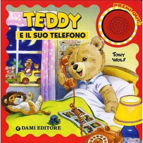 Teddy e il suo telefono
