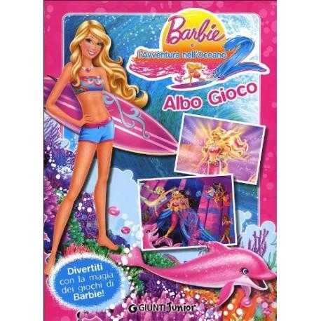 Barbie e l'avventura nell'oceano 2. Albo gioco