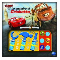 Cars 2. La squadra di Cricketto. Con gadget