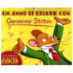 Un anno di risate con Geronimo Stilton 2010